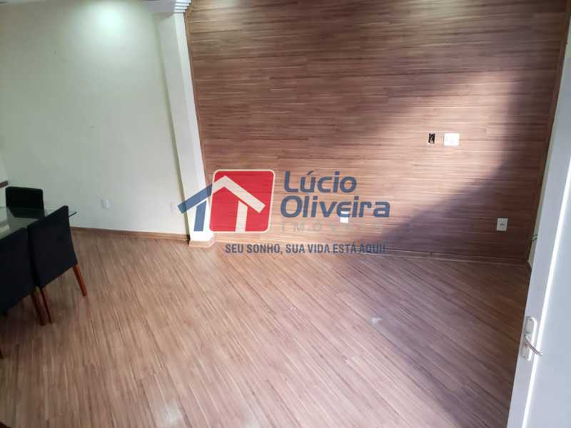 02- Sala - Casa em Condomínio à venda Rua Monte Pascoal,Cachambi, Rio de Janeiro - R$ 510.000 - VPCN30014 - 3
