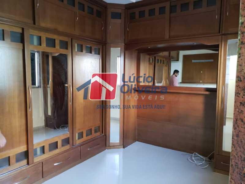 08- Quarto C. - Casa em Condomínio à venda Rua Monte Pascoal,Cachambi, Rio de Janeiro - R$ 510.000 - VPCN30014 - 9