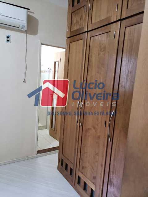 10- quarto S. - Casa em Condomínio à venda Rua Monte Pascoal,Cachambi, Rio de Janeiro - R$ 510.000 - VPCN30014 - 11