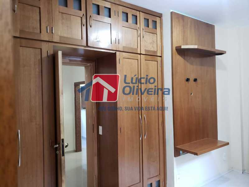 11- Quarto S. - Casa em Condomínio à venda Rua Monte Pascoal,Cachambi, Rio de Janeiro - R$ 510.000 - VPCN30014 - 12