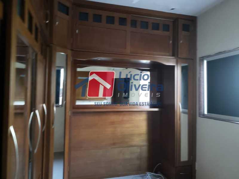 13 - Quarto C. - Casa em Condomínio à venda Rua Monte Pascoal,Cachambi, Rio de Janeiro - R$ 510.000 - VPCN30014 - 14