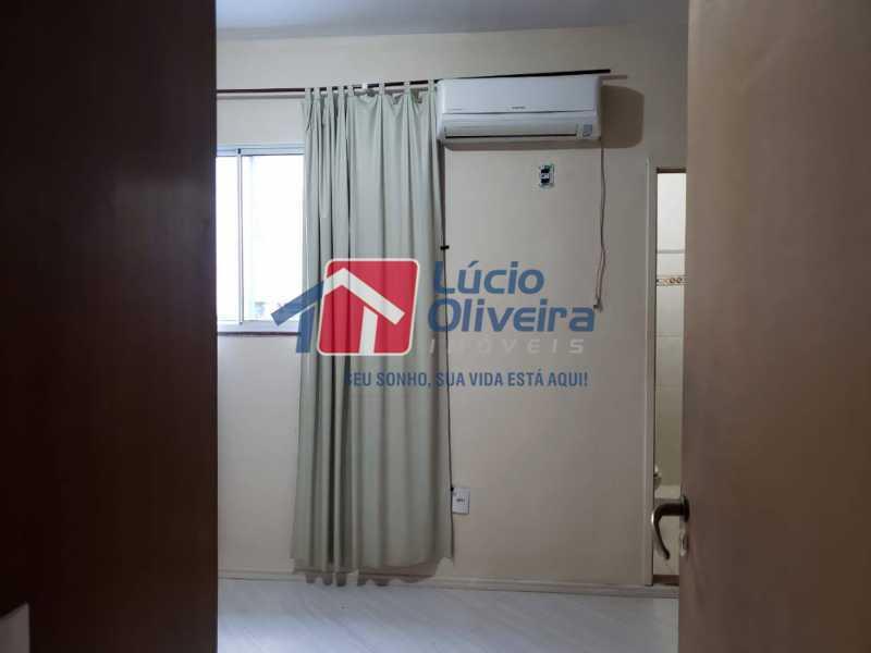 15- quarto C. - Casa em Condomínio à venda Rua Monte Pascoal,Cachambi, Rio de Janeiro - R$ 510.000 - VPCN30014 - 16