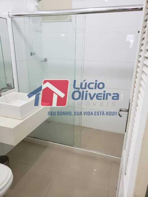 18- Suite - Casa em Condomínio à venda Rua Monte Pascoal,Cachambi, Rio de Janeiro - R$ 510.000 - VPCN30014 - 19