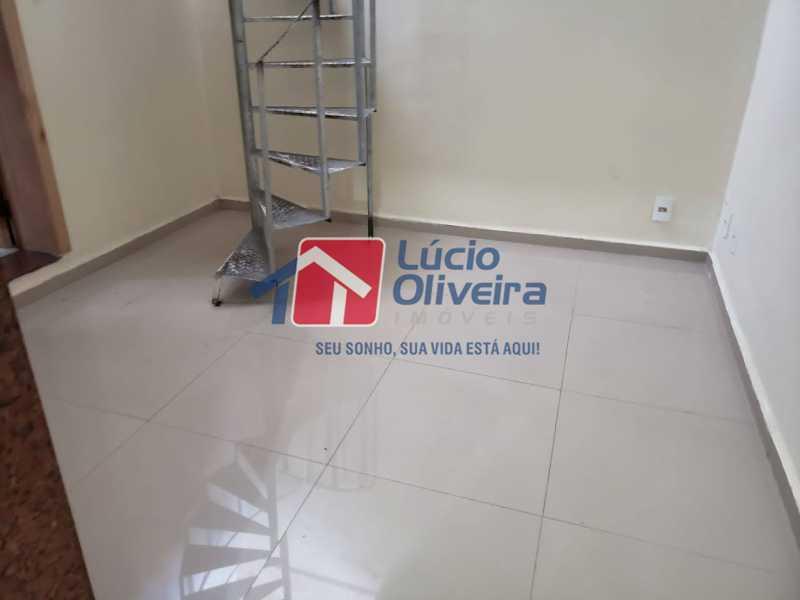 19- Hall Segunda - Casa em Condomínio à venda Rua Monte Pascoal,Cachambi, Rio de Janeiro - R$ 510.000 - VPCN30014 - 20