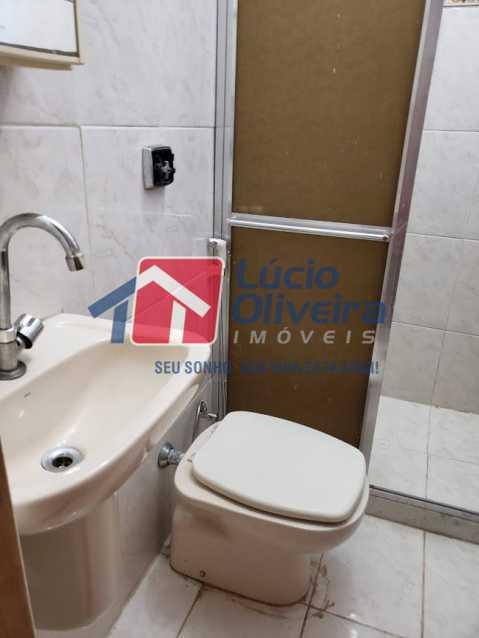 20- Suite - Casa em Condomínio à venda Rua Monte Pascoal,Cachambi, Rio de Janeiro - R$ 510.000 - VPCN30014 - 21