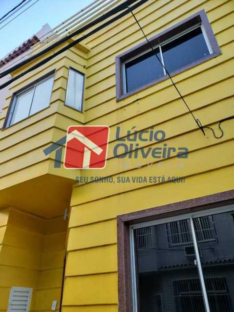 24- Fachada - Casa em Condomínio à venda Rua Monte Pascoal,Cachambi, Rio de Janeiro - R$ 510.000 - VPCN30014 - 25