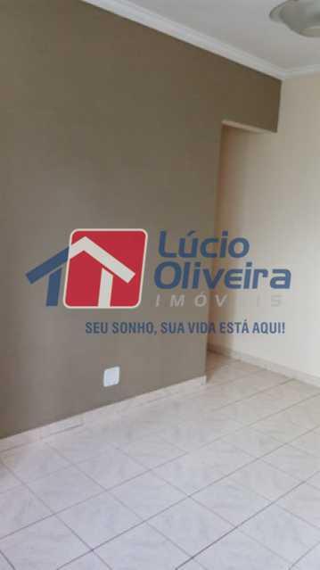 2-Sala ambiente.... - Apartamento à venda Rua Almirante Calheiros da Graça,Méier, Rio de Janeiro - R$ 250.000 - VPAP21579 - 1