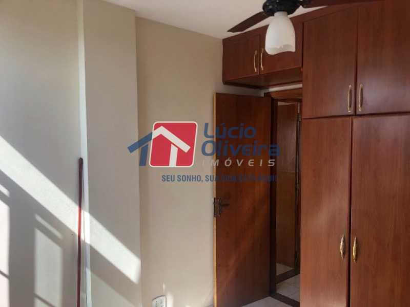 4-Quarto com armários - Apartamento à venda Rua Almirante Calheiros da Graça,Méier, Rio de Janeiro - R$ 250.000 - VPAP21579 - 6