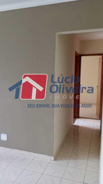 6-Circulação - Apartamento à venda Rua Almirante Calheiros da Graça,Méier, Rio de Janeiro - R$ 250.000 - VPAP21579 - 3