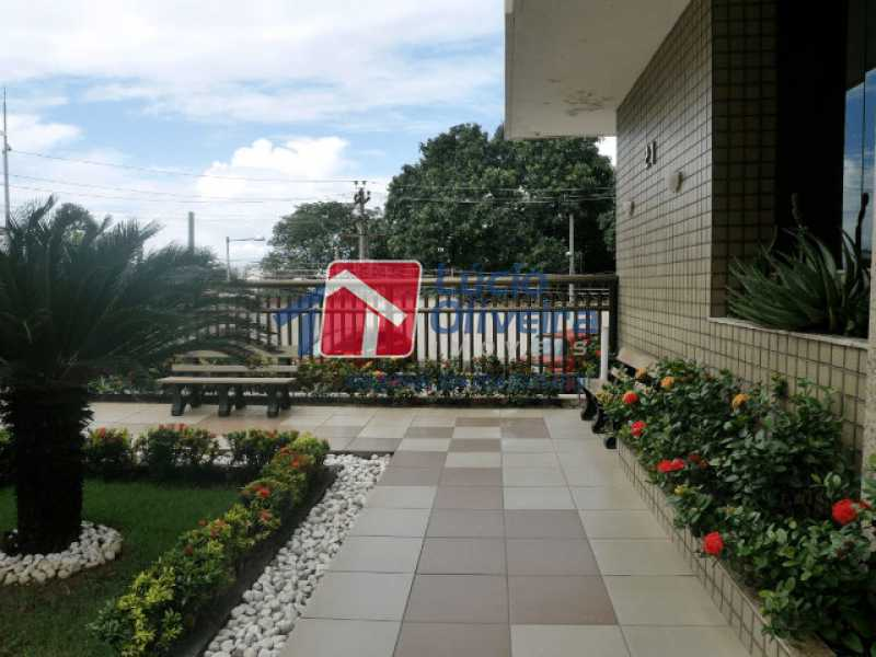 14-Jardim prédio - Apartamento à venda Rua Almirante Calheiros da Graça,Méier, Rio de Janeiro - R$ 250.000 - VPAP21579 - 23