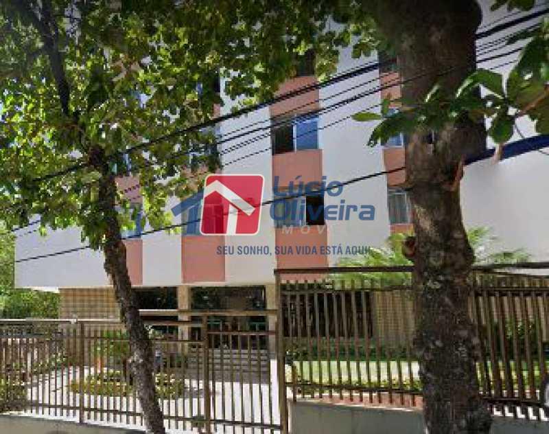 17-Vista externa predio - Apartamento à venda Rua Almirante Calheiros da Graça,Méier, Rio de Janeiro - R$ 250.000 - VPAP21579 - 25