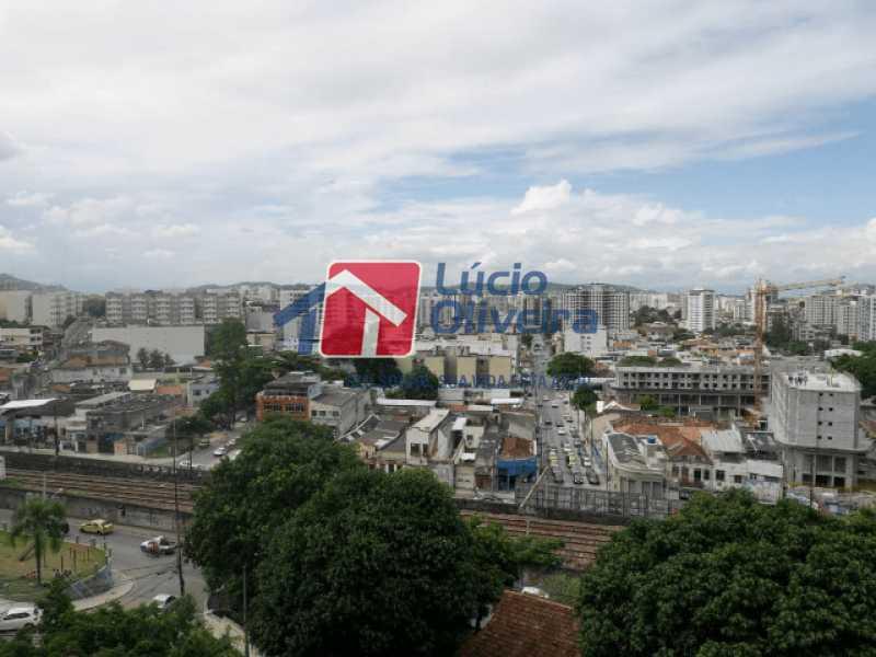 18-Vista externa - Apartamento à venda Rua Almirante Calheiros da Graça,Méier, Rio de Janeiro - R$ 250.000 - VPAP21579 - 24