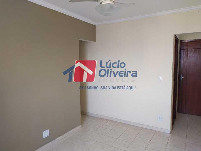 Sala 2 - Apartamento à venda Rua Almirante Calheiros da Graça,Méier, Rio de Janeiro - R$ 250.000 - VPAP21579 - 5