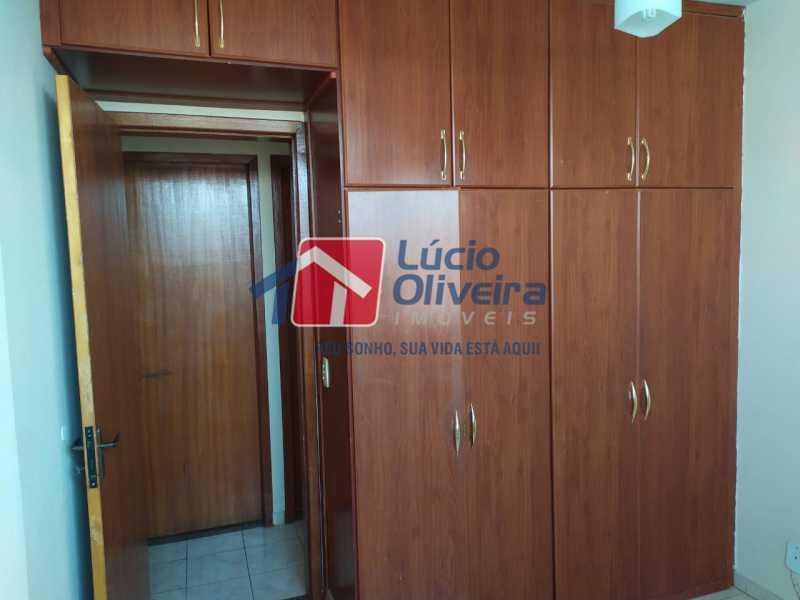 Quarto 1 - Apartamento à venda Rua Almirante Calheiros da Graça,Méier, Rio de Janeiro - R$ 250.000 - VPAP21579 - 7