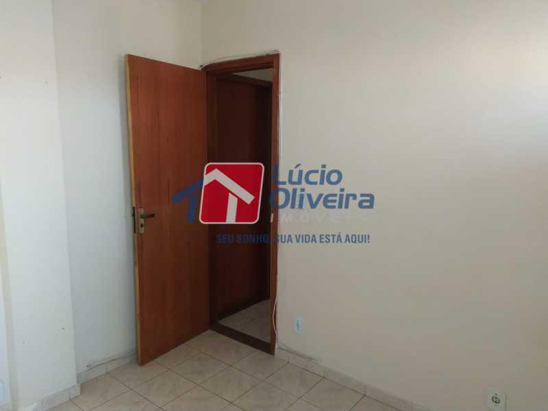 Quarto 2.1 - Apartamento à venda Rua Almirante Calheiros da Graça,Méier, Rio de Janeiro - R$ 250.000 - VPAP21579 - 10