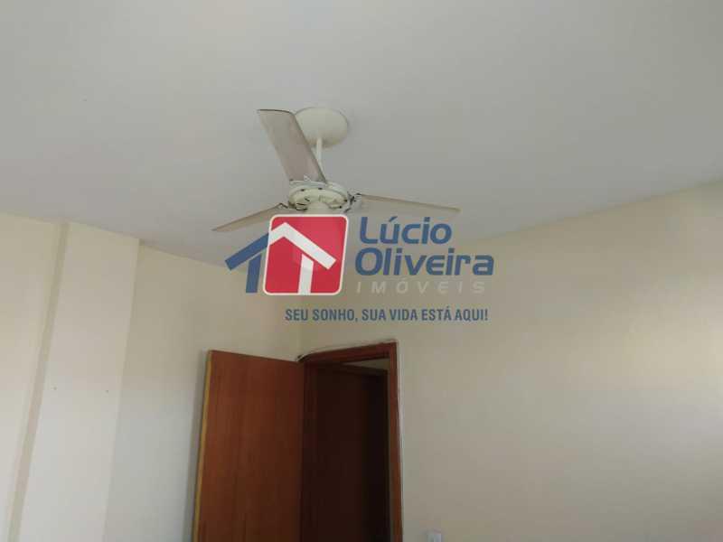 Quarto 2.3 - Apartamento à venda Rua Almirante Calheiros da Graça,Méier, Rio de Janeiro - R$ 250.000 - VPAP21579 - 12