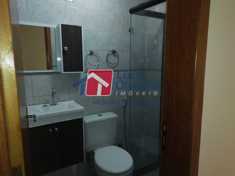 Banheiro 2 - Apartamento à venda Rua Almirante Calheiros da Graça,Méier, Rio de Janeiro - R$ 250.000 - VPAP21579 - 18