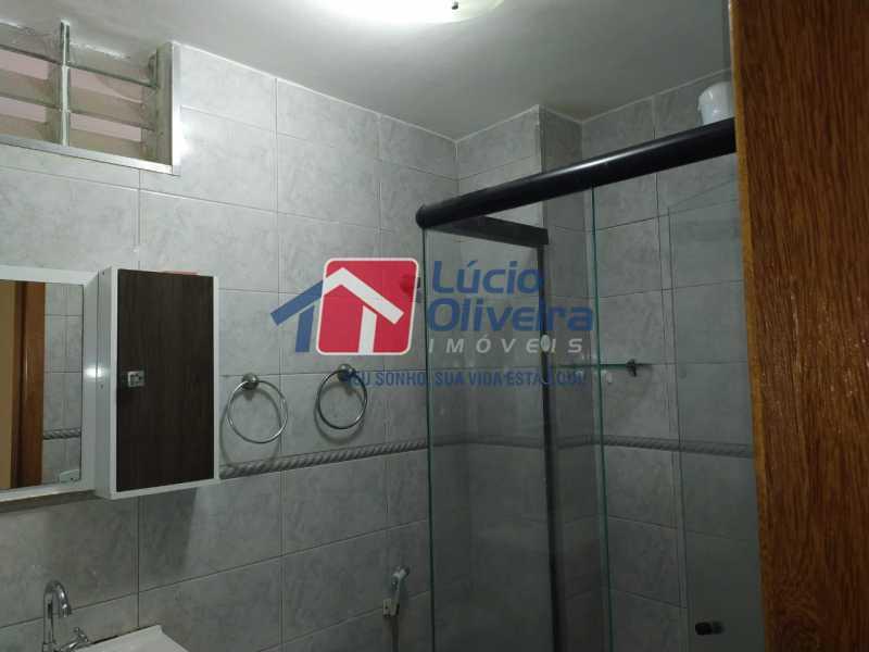 Banheiro 3 - Apartamento à venda Rua Almirante Calheiros da Graça,Méier, Rio de Janeiro - R$ 250.000 - VPAP21579 - 20