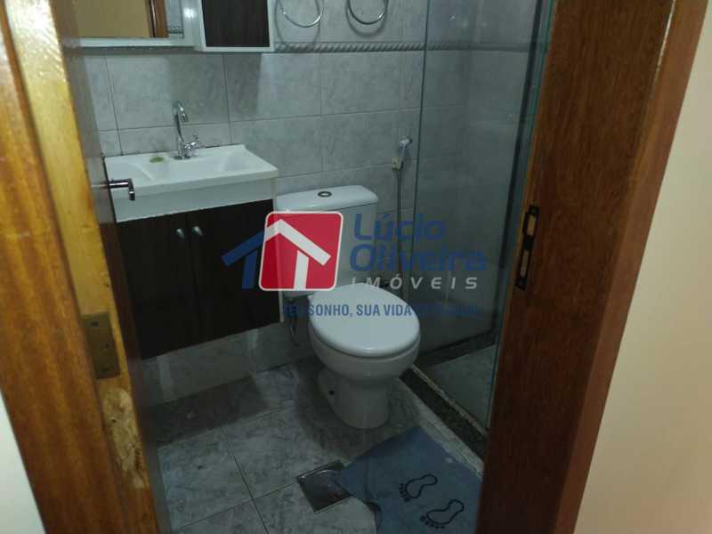 banheiro 4 - Apartamento à venda Rua Almirante Calheiros da Graça,Méier, Rio de Janeiro - R$ 250.000 - VPAP21579 - 19