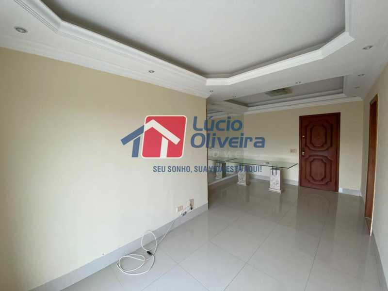 2-sala - Apartamento à venda Rua Vasco da Gama,Cachambi, Rio de Janeiro - R$ 490.000 - VPAP30397 - 3