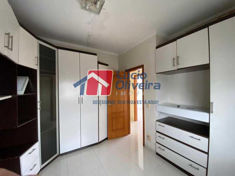 5-quarto - Apartamento à venda Rua Vasco da Gama,Cachambi, Rio de Janeiro - R$ 490.000 - VPAP30397 - 6