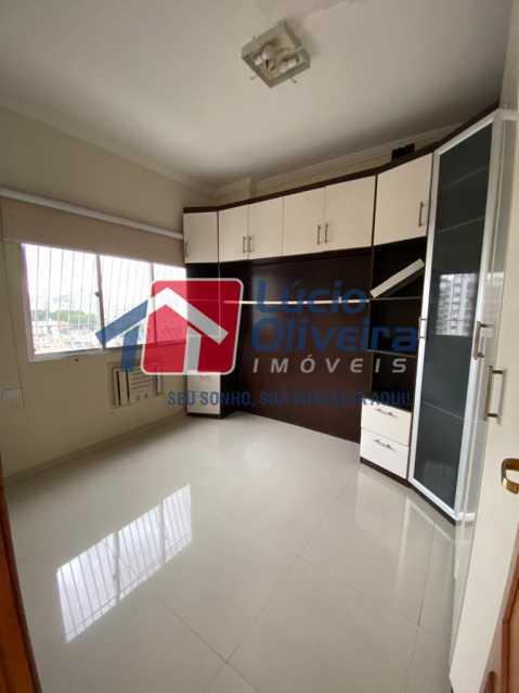 6-quarto - Apartamento à venda Rua Vasco da Gama,Cachambi, Rio de Janeiro - R$ 490.000 - VPAP30397 - 7