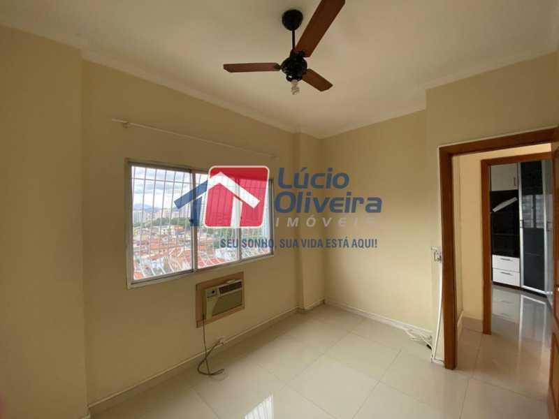 7-quarto - Apartamento à venda Rua Vasco da Gama,Cachambi, Rio de Janeiro - R$ 490.000 - VPAP30397 - 8