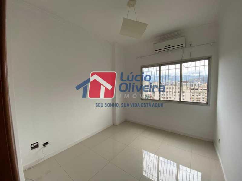 8-quarto - Apartamento à venda Rua Vasco da Gama,Cachambi, Rio de Janeiro - R$ 490.000 - VPAP30397 - 9