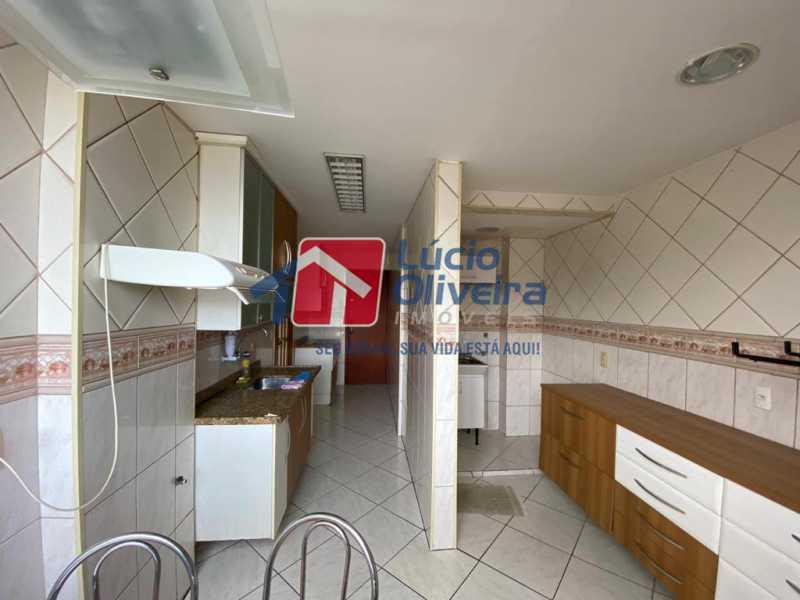 11-cozinha - Apartamento à venda Rua Vasco da Gama,Cachambi, Rio de Janeiro - R$ 490.000 - VPAP30397 - 12