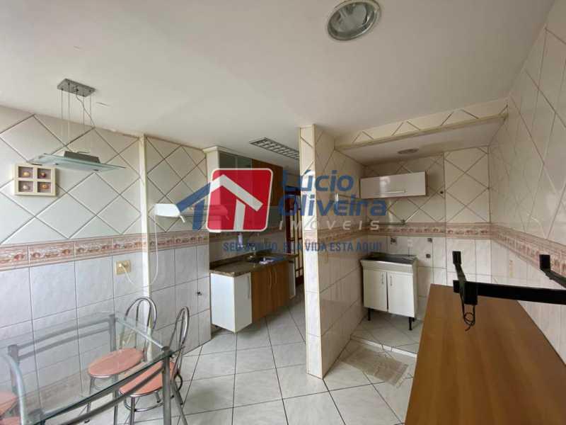 12-cozinha - Apartamento à venda Rua Vasco da Gama,Cachambi, Rio de Janeiro - R$ 490.000 - VPAP30397 - 13