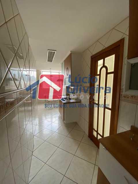 13-cozinha - Apartamento à venda Rua Vasco da Gama,Cachambi, Rio de Janeiro - R$ 490.000 - VPAP30397 - 14