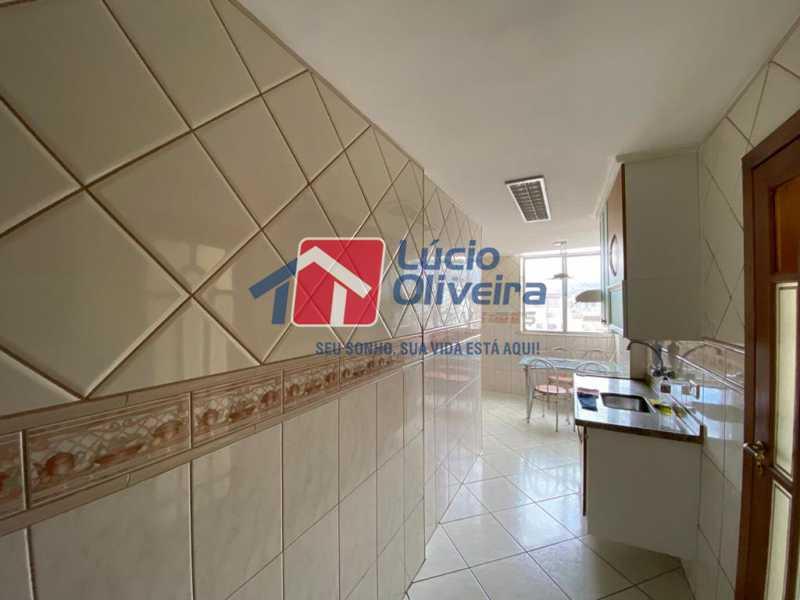 14-cozinha - Apartamento à venda Rua Vasco da Gama,Cachambi, Rio de Janeiro - R$ 490.000 - VPAP30397 - 15