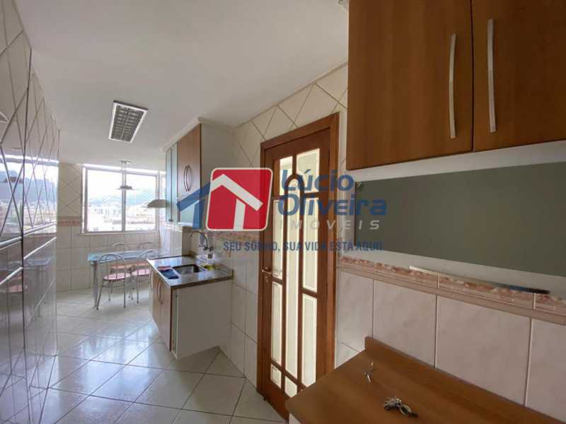 15-cozinha - Apartamento à venda Rua Vasco da Gama,Cachambi, Rio de Janeiro - R$ 490.000 - VPAP30397 - 16