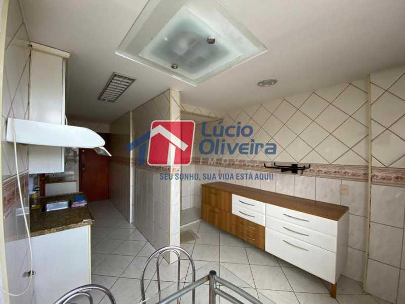 16-cozinha - Apartamento à venda Rua Vasco da Gama,Cachambi, Rio de Janeiro - R$ 490.000 - VPAP30397 - 17