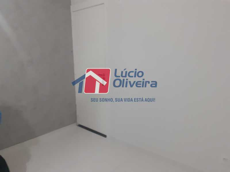 03- Sala - Apartamento à venda Rua Moacir de Almeida,Tomás Coelho, Rio de Janeiro - R$ 175.000 - VPAP21580 - 4