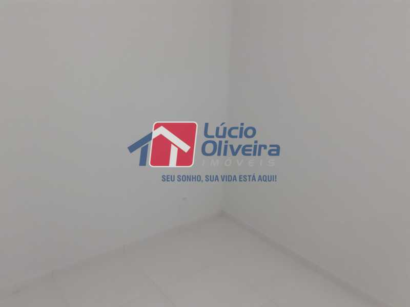06- Sala - Apartamento à venda Rua Moacir de Almeida,Tomás Coelho, Rio de Janeiro - R$ 175.000 - VPAP21580 - 7