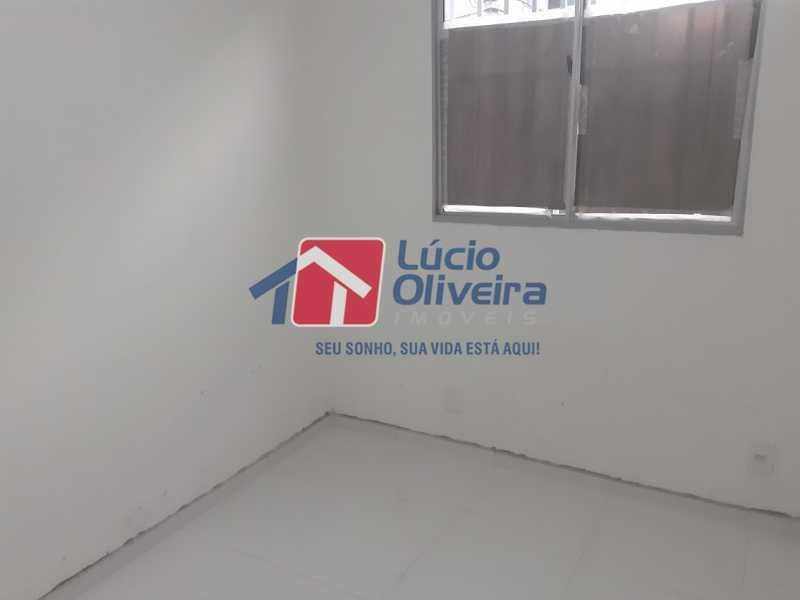 09- Quarto S. - Apartamento à venda Rua Moacir de Almeida,Tomás Coelho, Rio de Janeiro - R$ 175.000 - VPAP21580 - 10