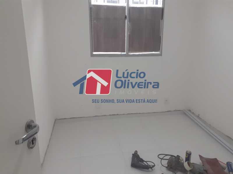 10- Quarto S. - Apartamento à venda Rua Moacir de Almeida,Tomás Coelho, Rio de Janeiro - R$ 175.000 - VPAP21580 - 11