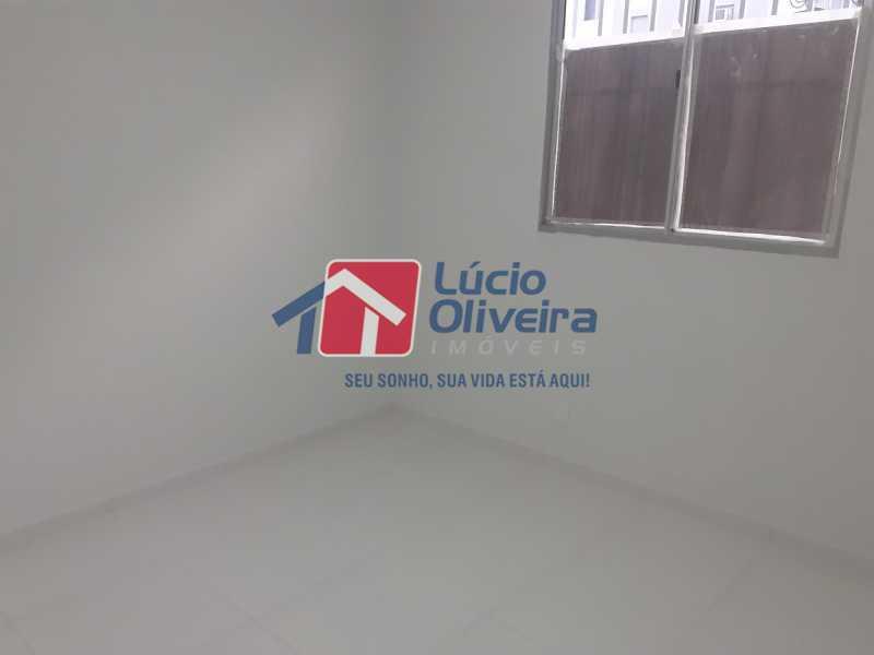 11- quarto C. - Apartamento à venda Rua Moacir de Almeida,Tomás Coelho, Rio de Janeiro - R$ 175.000 - VPAP21580 - 12