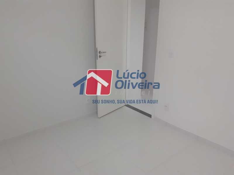 12- Quarto C. - Apartamento à venda Rua Moacir de Almeida,Tomás Coelho, Rio de Janeiro - R$ 175.000 - VPAP21580 - 13