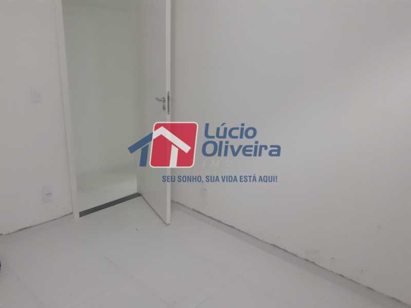 14- Quarto C. - Apartamento à venda Rua Moacir de Almeida,Tomás Coelho, Rio de Janeiro - R$ 175.000 - VPAP21580 - 15