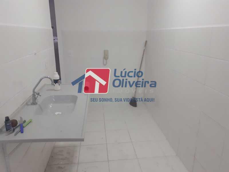 16- Cozinha - Apartamento à venda Rua Moacir de Almeida,Tomás Coelho, Rio de Janeiro - R$ 175.000 - VPAP21580 - 17