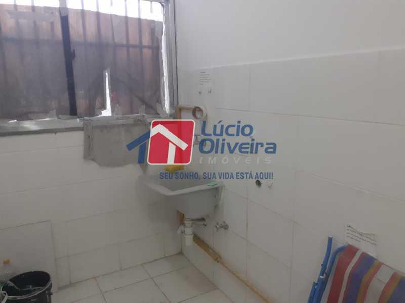 17- Area - Apartamento à venda Rua Moacir de Almeida,Tomás Coelho, Rio de Janeiro - R$ 175.000 - VPAP21580 - 18