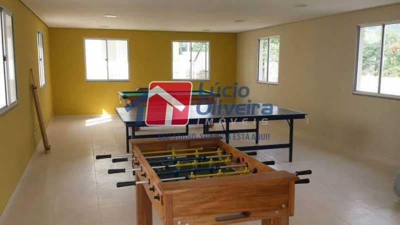23- Salão de Jogos - Apartamento à venda Rua Moacir de Almeida,Tomás Coelho, Rio de Janeiro - R$ 175.000 - VPAP21580 - 24