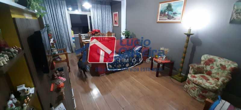 1-Sala 2 ambientes - Apartamento à venda Rua São Francisco Xavier,Tijuca, Rio de Janeiro - R$ 545.000 - VPAP30399 - 1