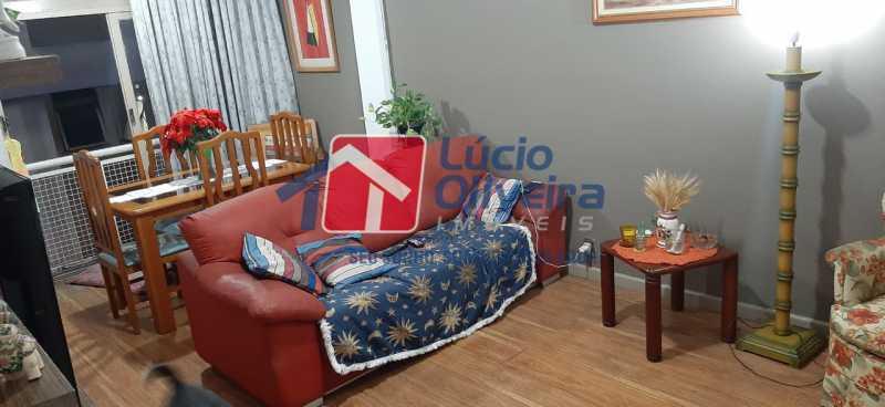 3-Sala 2 ambientes.... - Apartamento à venda Rua São Francisco Xavier,Tijuca, Rio de Janeiro - R$ 545.000 - VPAP30399 - 4