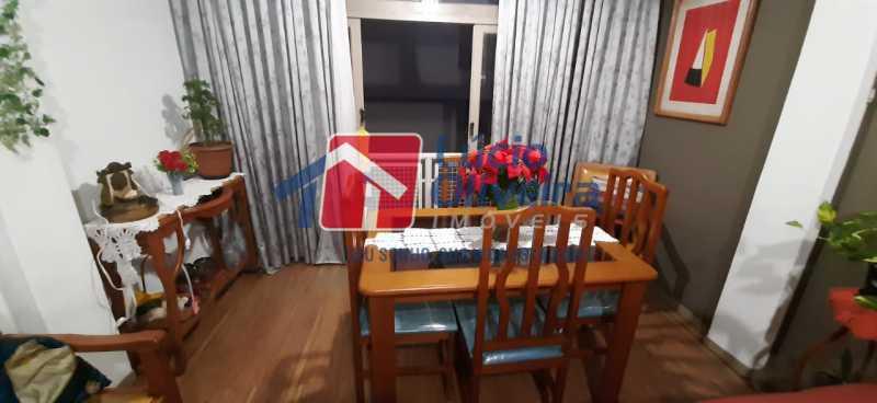 4-Sala jantar - Apartamento à venda Rua São Francisco Xavier,Tijuca, Rio de Janeiro - R$ 545.000 - VPAP30399 - 5