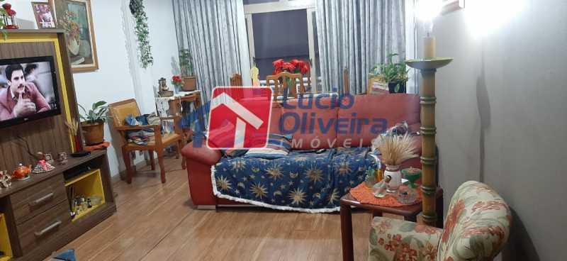 5-Sala 2 ambiente - Apartamento à venda Rua São Francisco Xavier,Tijuca, Rio de Janeiro - R$ 545.000 - VPAP30399 - 6