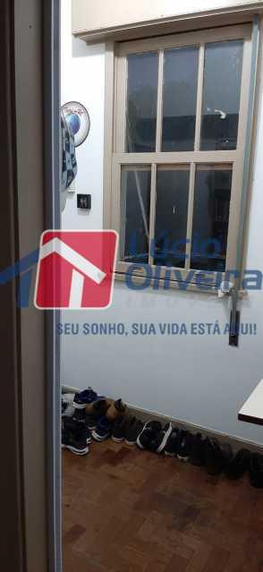 8-Quarto solteiro... - Apartamento à venda Rua São Francisco Xavier,Tijuca, Rio de Janeiro - R$ 545.000 - VPAP30399 - 9