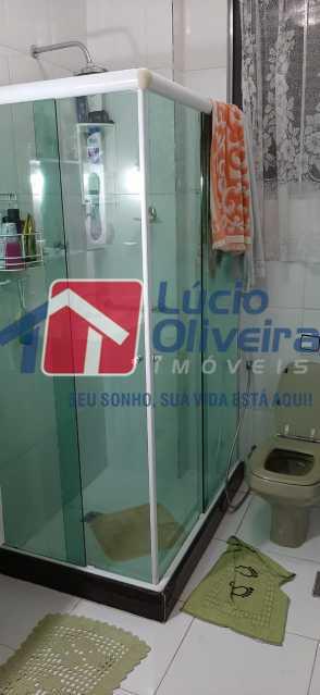 10-Banheiro social.... - Apartamento à venda Rua São Francisco Xavier,Tijuca, Rio de Janeiro - R$ 545.000 - VPAP30399 - 11